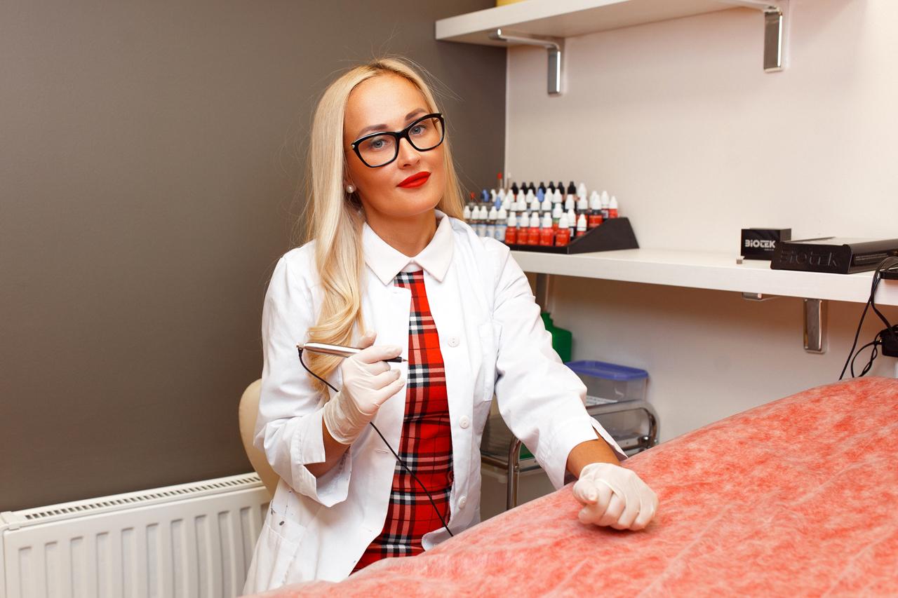 Наталья Пастухова - Мастер перманентного макияжа