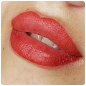 Перманентный макияж губ в Минске