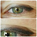 Перманентный макияж век - Екатерина Никита