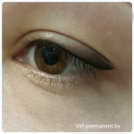 Перманентный макияж век - Кристина Левченко