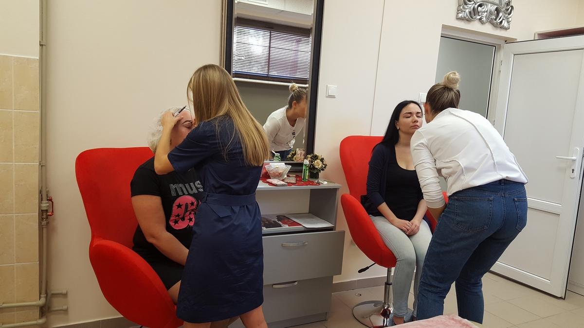 Обучение перманентному макияжу в Минске