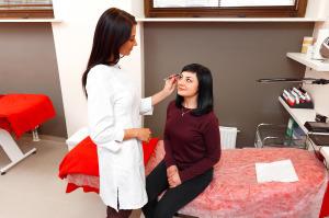 Технология проведения перманентного макияжа