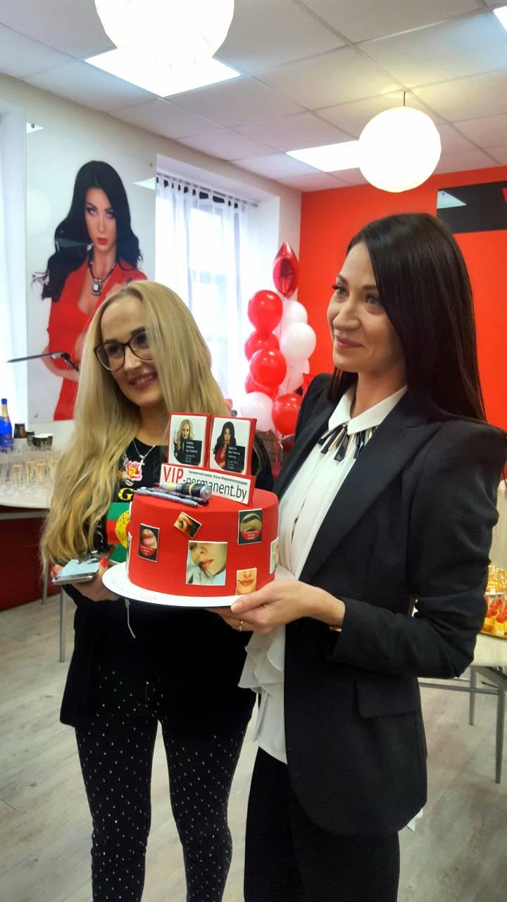 Встерча выпускников VIP-permanent